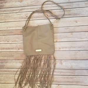 Steve Madden Crossbody Fringe Purse